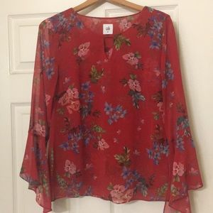 NWOT cabi devoted blouse size xs
